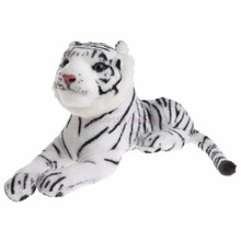 Children Kids Cute Soft Plush Tiger Animal Toys Lovely Stuffed Doll Pillow Gift #H055#(China)
