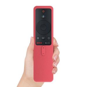 Image 5 - جراب تحكم عن بعد تلفاز ذكي من SIKAI لهاتف Mi Box S مصنوع من السيليكون