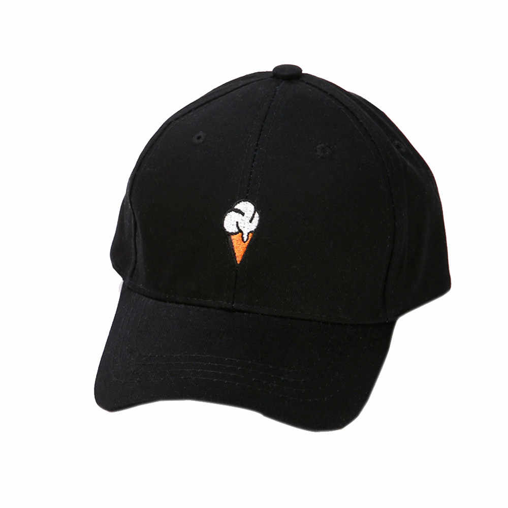 الرجال النساء بلغت ذروتها قبعة الهيب هوب منحني قضيب خلفي قبعة البايسبول سناب باك قابل للتعديل Berretto دا البيسبول * 30