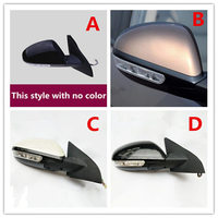 Car rearview mirror assembly, the mirror for 12 13 year Geely Emgrand GX7 EmgrarandX7 EX7