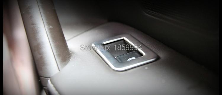 2017 için 2018 2019 VW Tiguan mk2 Allspace LHD KROM İÇ KAPI - Araç Içi Aksesuarları - Fotoğraf 2