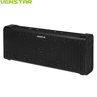 Venstar S208 Metal Shell Mini Portable WiFi Bluetooth Speaker Built In Mic 2 5w Voice Prompt