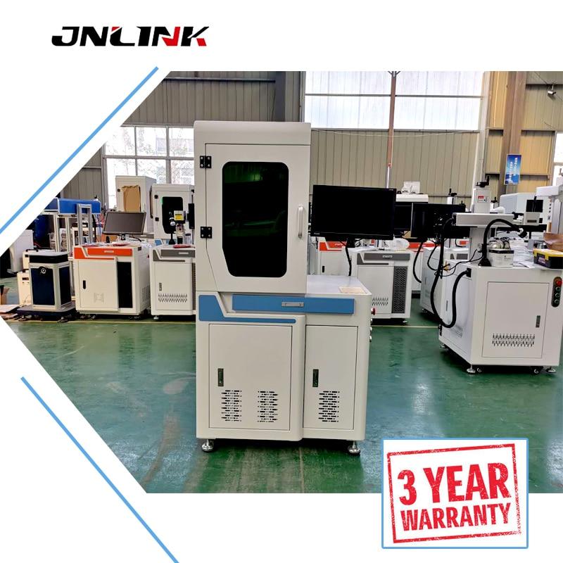 CE standard JNLINK 20w laser marking machine 30w fiber laser marker machine DIY fiber laser marking machine for silver gold