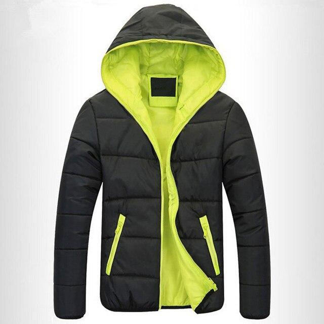 9b19a7c928fe1d Down Sleeve 4xl Black Duck Long Herren Green Winter Jacken Thick Okn0wP