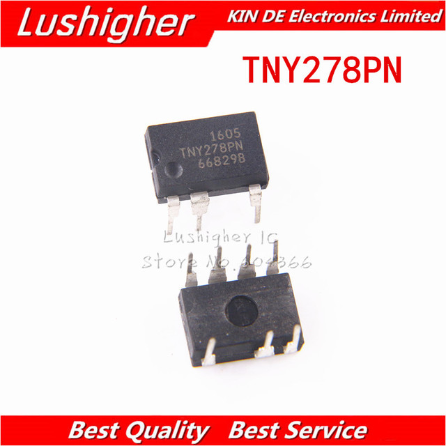 Ic Free Shipping >> Us 1 63 5 Off 10pcs Tny278pn Dip7 Tny278p Dip Tny278 New And Original Ic Free Shipping In Integrated Circuits From Electronic Components Supplies