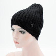 2017 Autumn And Winter Womens Beanie Brand Female Knitted Hat solid Skullies Cap Ladies Wool Hats For Women Beanies
