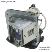 Free Shipping 330-6581 / 725-10229 Projector Lamp with housing For DELL 1510X 1610X 1610HD projectors 180 days warranty