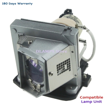 цена на Free Shipping 330-6581 / 725-10229 Projector Lamp with housing For DELL 1510X / 1610X / 1610HD projectors with 180 days warranty