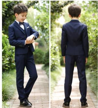 2018 new wedding suits for boys Tuxedos boy Outfits Autumn boy clothes Formal blazer suit Occasion