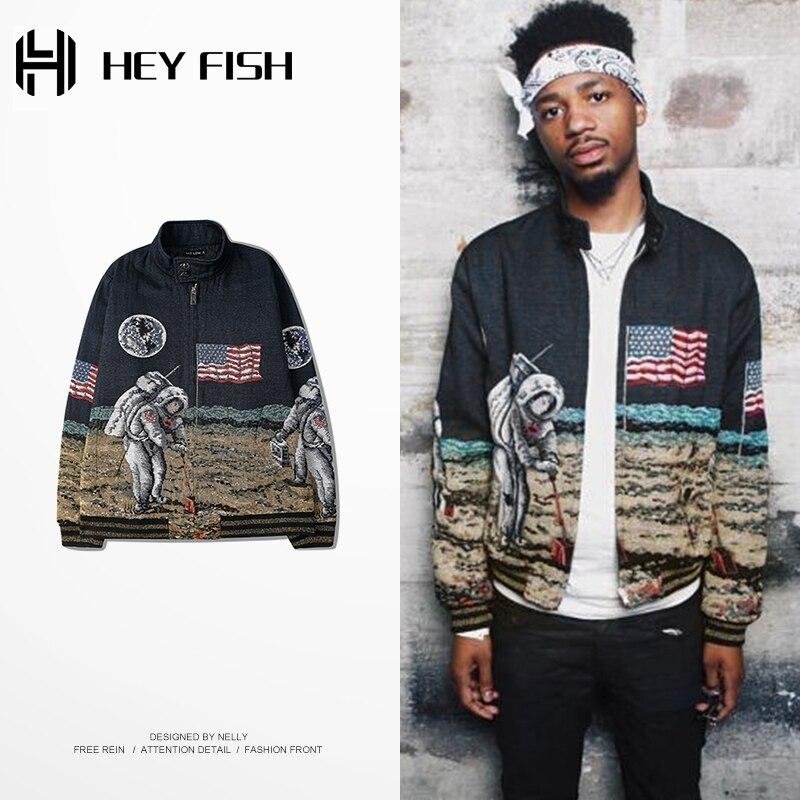 Compra astronauta de la chaqueta online al por mayor de