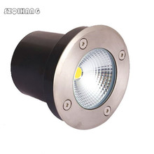 Free Shipping AC110V 220V 12V IP68 10W 15W Warm Cold White Buried Lamp Inground Lighting Outdoor COB LED Underground Lamp Light 2017 new hot outdoor solar power panel buried lamp led underground lamp led inground light ip68 led street road stud light