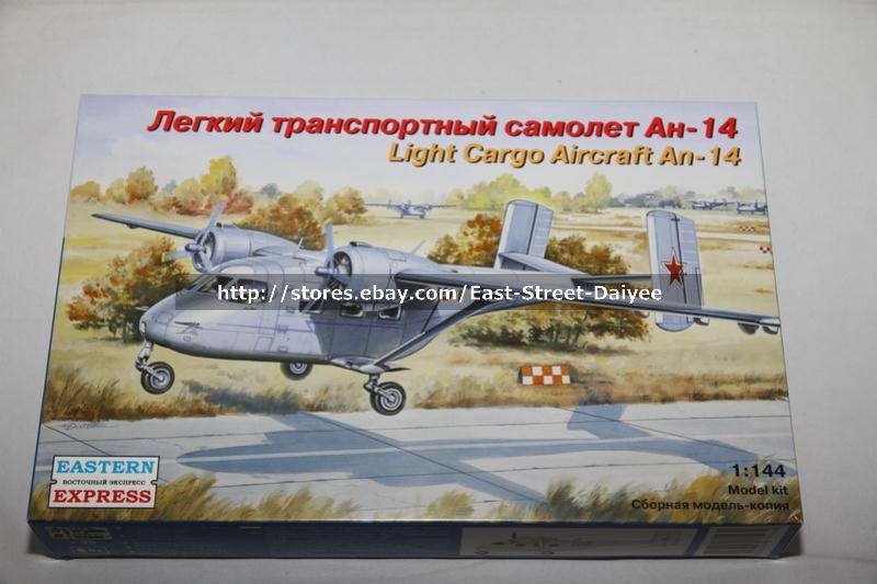 Eastern Express 1//144 Antonov An-14 cargo 14438