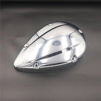 Chrome Air Cleaner Filter Cover For Motorcycle Honda Shadow VT Aero 750 VT750 2004 2012 2005 2006 2007 2008 2009 2010