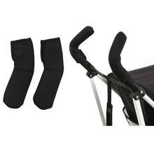 2 шт./лот, неопреновый чехол для детской коляски, полезный черный чехол для детской коляски, защитный чехол для детской коляски, чехол для Monther Care