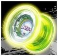 Serie Sun verde 676207A verde Auldey profesional YOYO KK teniendo Yo Yo gran regalo navidad
