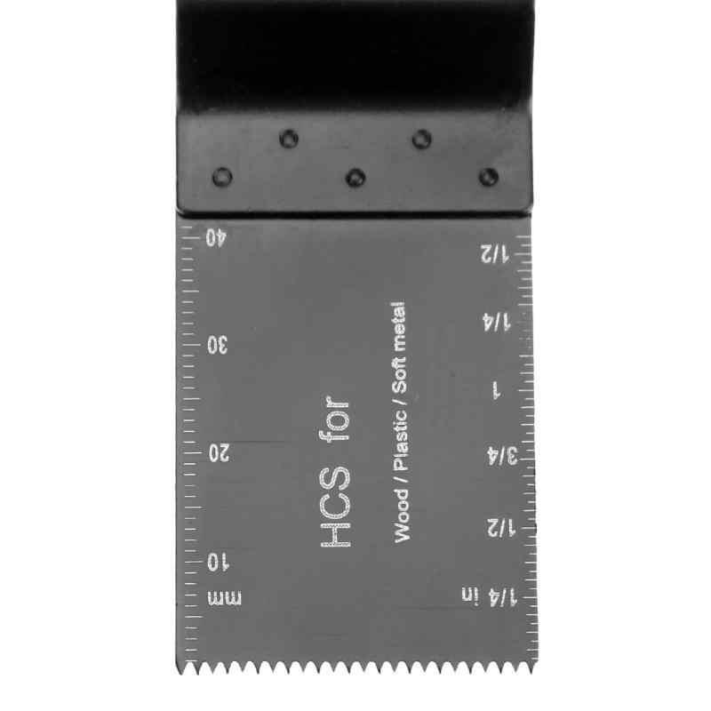 1 Pcs หลายเครื่องมือ Multifunctional ไม้ Trimmer สำหรับไม้โลหะตัดไม้ 32X40 มม.