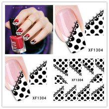 Fashion New Style Water Transfer 1 Sheet 3D Design Tips Nail Art Decorations Nail Sticker Manicure Nail Decal Nail Tools