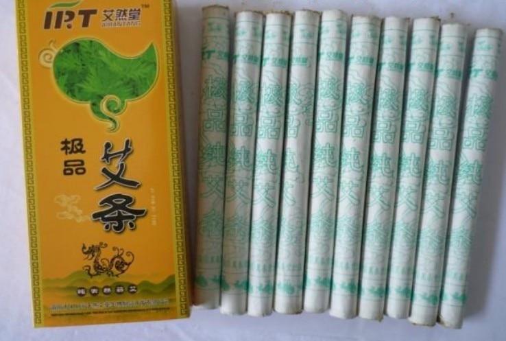 10 Pcs Best Quality 30 1 Moxa Stick Roll Moxibustion 5