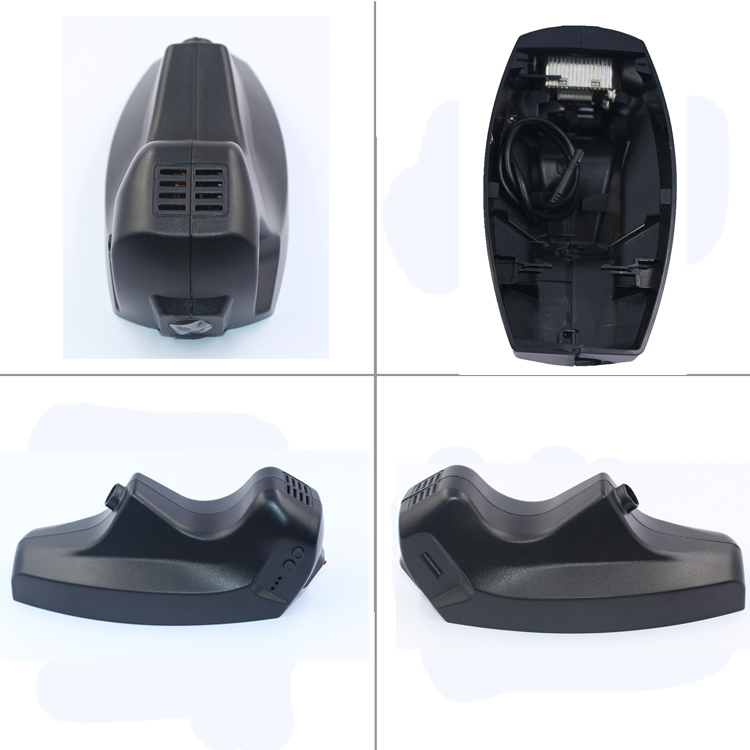 PLUSOBD Car Video Camera For BMW 5 Series E60 E61 HD DVR 1080 Cycle Recording Motion Detection Novatek 96655 With Apps Control plusobd car video camera for bmw 5 series e60 e61 hd dvr 1080 cycle recording motion detection novatek 96655 with apps control