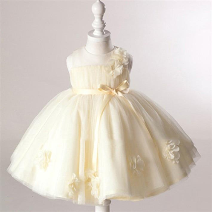 6b25bab3d 2017 Summer New Girl Dresses Baby Girls Princess Dress 0 2 Years ...
