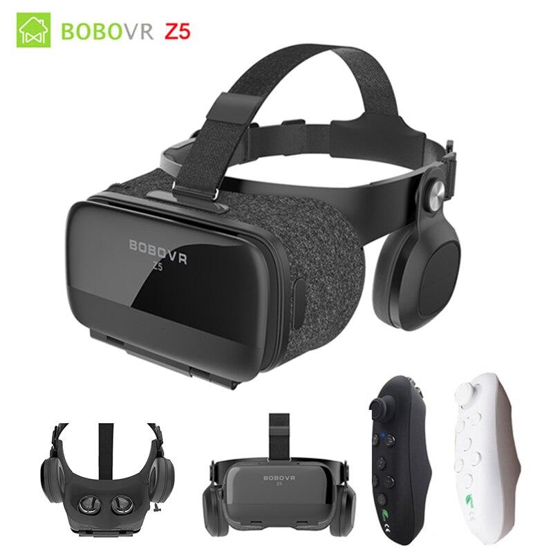 BOBOVR Z5 3D Stereo Glasses VR Cardboard font b Virtual b font font b Reality b