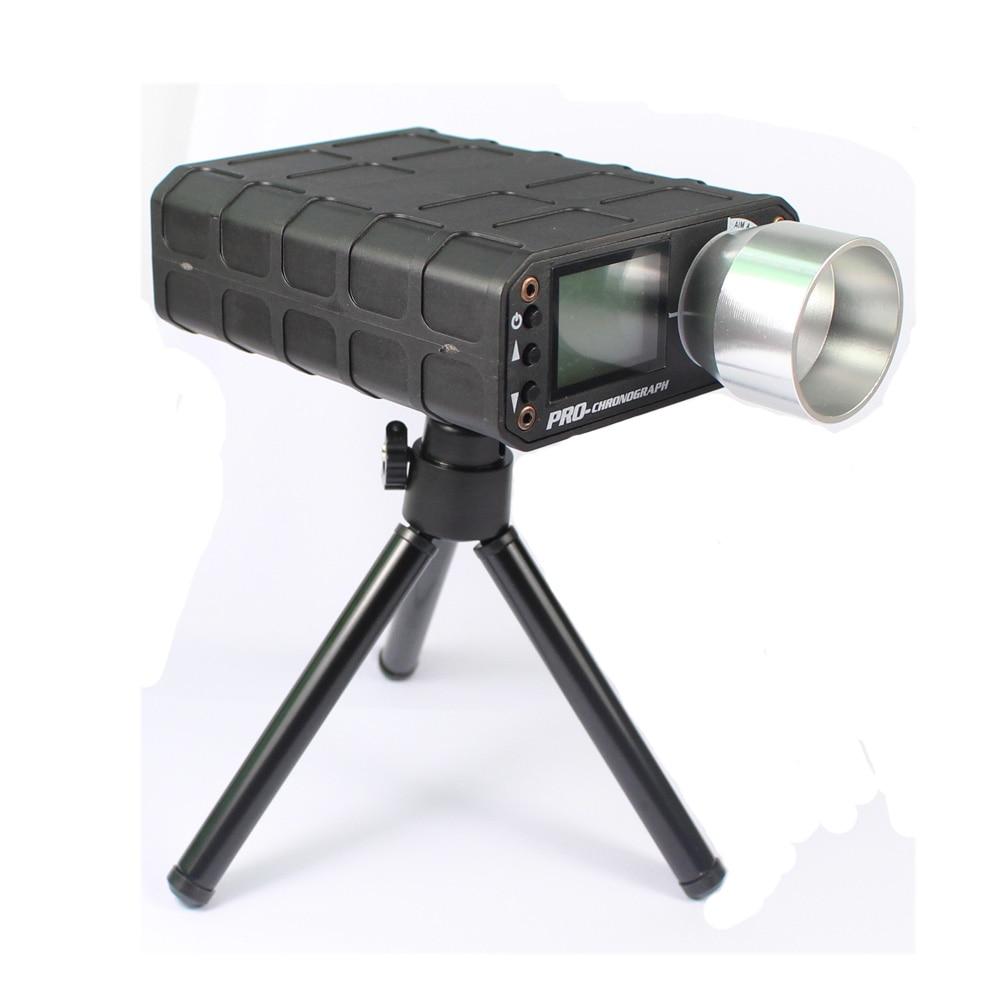 Testeur de vitesse chronographe tactique X3400 Airsoft pour balle BB/Paintball
