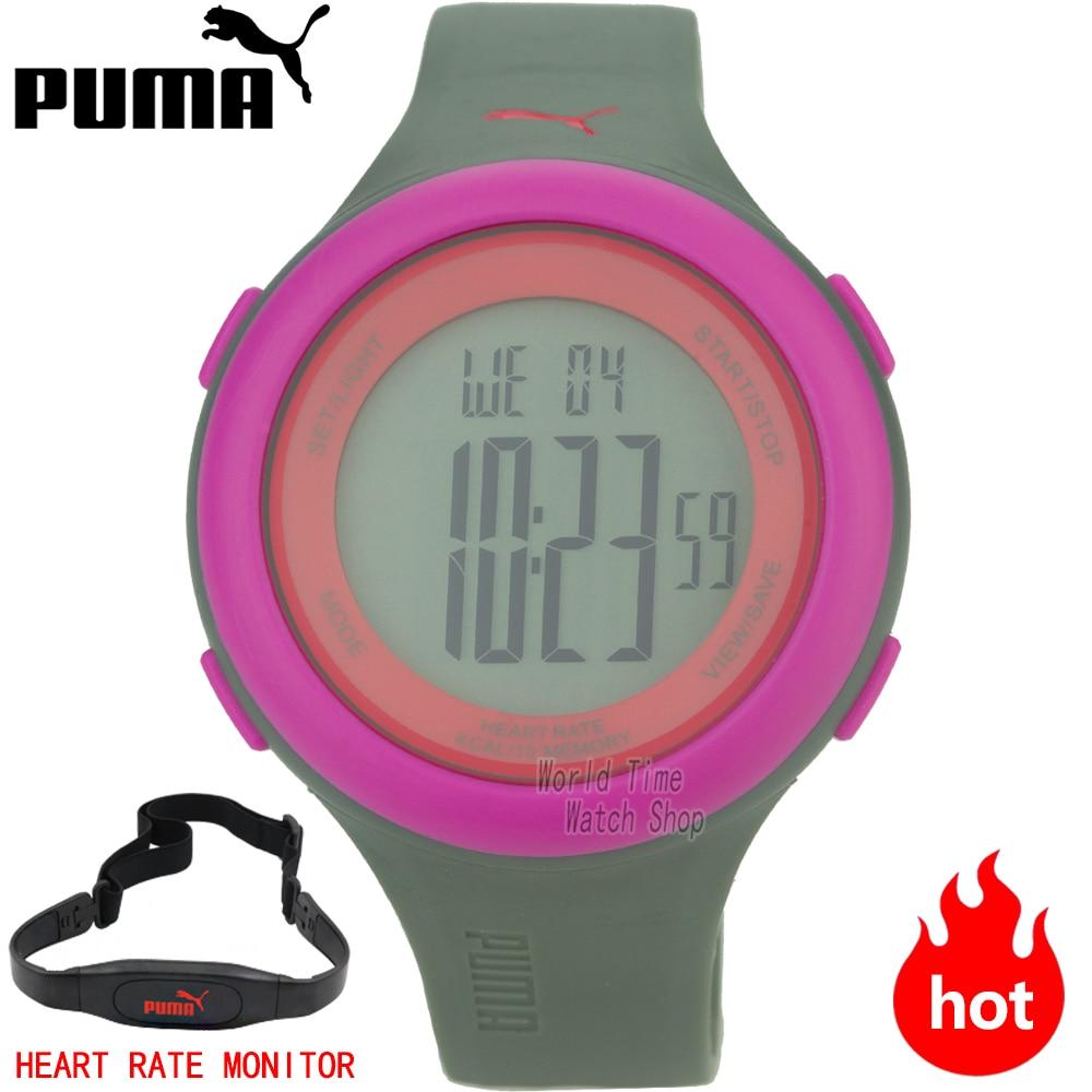 PUMA WATCH Sports wind series timing function electronic neutral watch PU910961003 PU910961005 PU910961004 puma watch unlimited series of quartz electronic movement male watch pu911261001 pu103461002 pu103461015 pu103931001 pu910541016