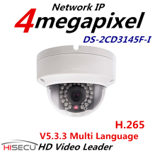 Comercio al por mayor H.265 CCTV Cámara Multi Idioma DS-2CD3145F-I $ NUMBER MP Mini Cámara Domo 1080 P POE Ip CCTV Cámara