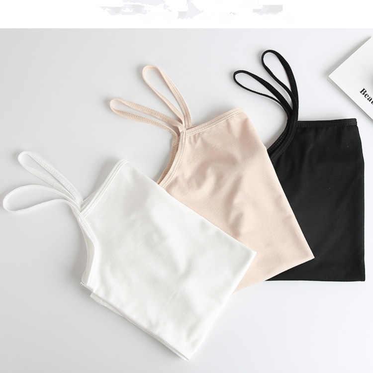 Популярные летние модные женские белые черные мягкие удобные Майки и майки простые женские сексуальные дышащие топы Одежда для тела