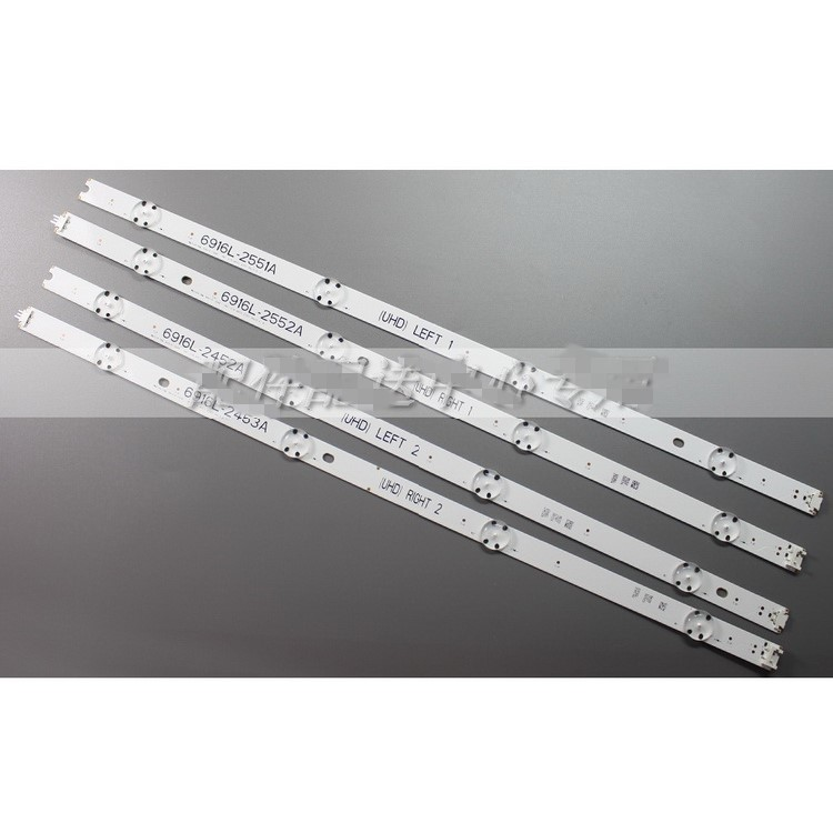 2019 New Style 7 Light 3v Concave Mirror Aluminum Substrate Lcd Tv Backlight Strip Ultra-thin Lamp Strip 32 Inch Lg General Purpose Lamp Bar Computer & Office