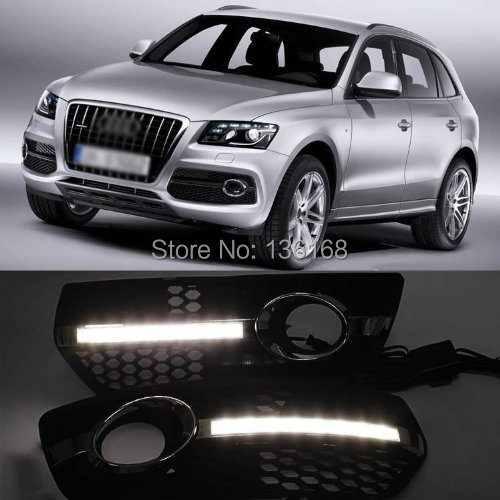 Free Shipping High Quality Auto LED Lamp PC Cover Daytime