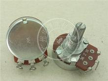Original novo 100% 24 Tipo único potenciômetro B20K 36Z10 lidar com 18 MM de eixo longo 36-Z-10 36 Z 10 (SWITCH)