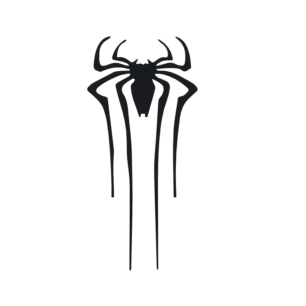 Animal Spider Car stickers Car styling For VW Jetta CC For TOYOTA Corolla For Honda Jada Civic