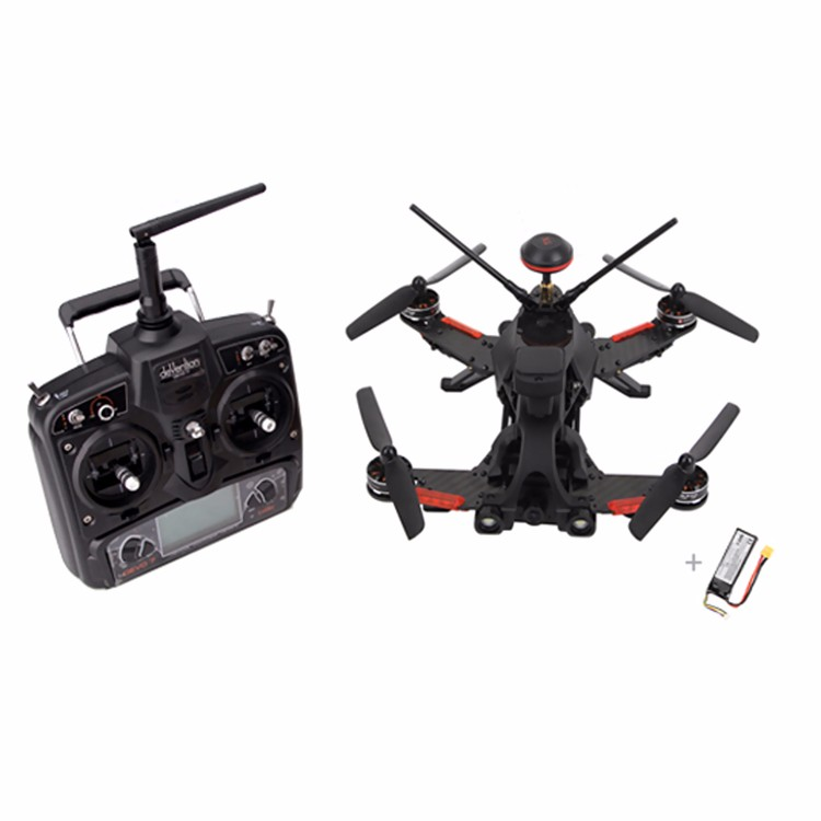 Walkera Runner 250 PRO GPS Racer Drone RC Quadcopter 800TVL Camera OSD DEVO 7 Transmitter