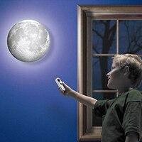 HGhomeart Remote Control Moonlight Lantern Light Luminaria Creative Romantic Wall Lamp Wall Decoration Lights Led Wall Lamp
