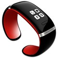 L12S OLED Touch Screen Smart Bracelet U Bluetooth SMS Sync Watch Smartwatch For iPhone samsung Android Phone Wearable Electronic
