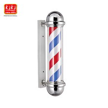 KKI.317C size Roating Barber Pole.Salon Equipment.Barber Sign.Free Shipping.Hot sell