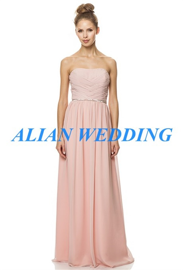 Online Get Cheap Strapless Blush Party Dress -Aliexpress.com ...