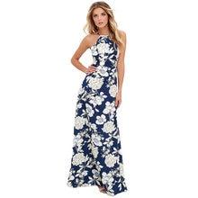 80008c6aa9813 Popular Cotton Maxi Dress Halter Neck-Buy Cheap Cotton Maxi Dress ...