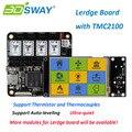 """3 DSWAY 3D Принтер Части Простой в Использовании 3D Принтер Lerdge Доска с Термистора и Термопар 4 шт. TMC2100 3.5 """"сенсорный Экран"""