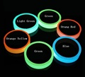 2cm*1M Luminous Tape Self-adhesive Glowing Night /Dark Safety Stage Striking Warning Safety Tape