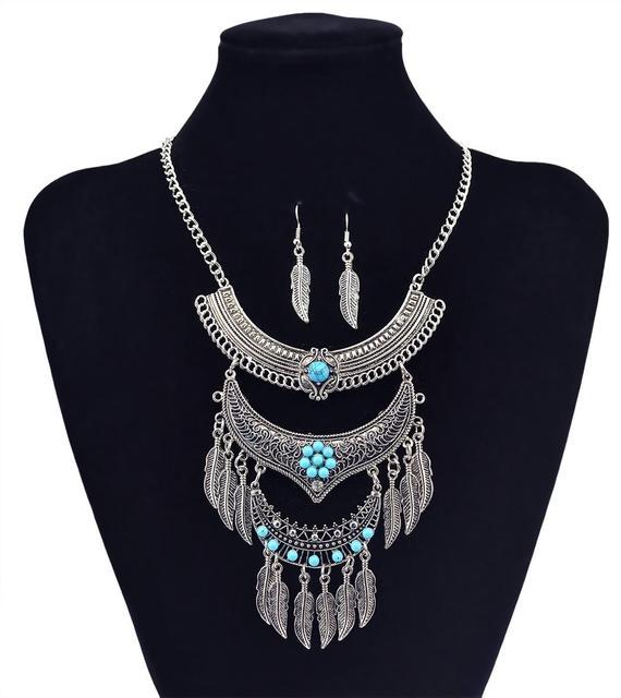 Boho Turkish Jewelry Sets...