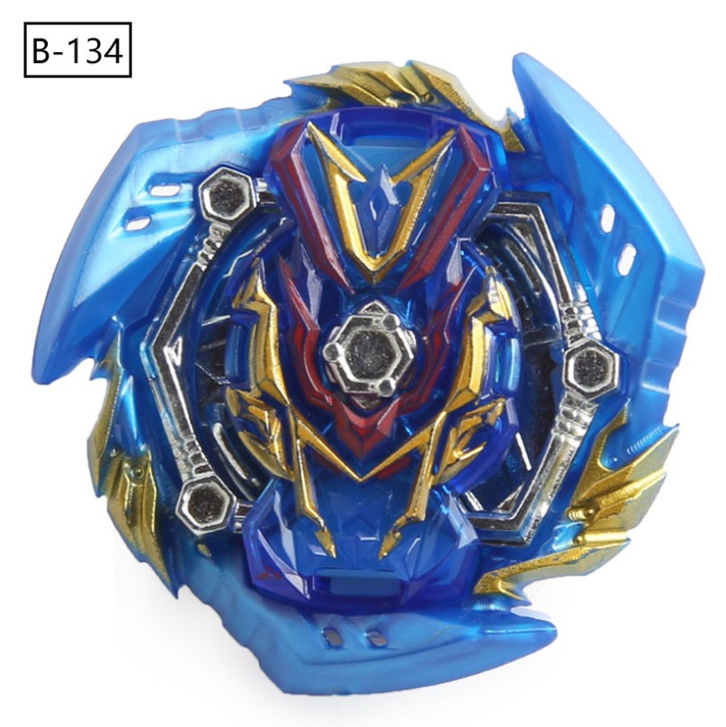 Blayblade BURST GT B-134 Booster Slash Valkyrie.Bl.Pw No Launcher Spinning Toys Spinning Toys