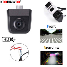 Koorinwoo Switching Multifunction 2 Wire HD TRUCK Car Front Camera