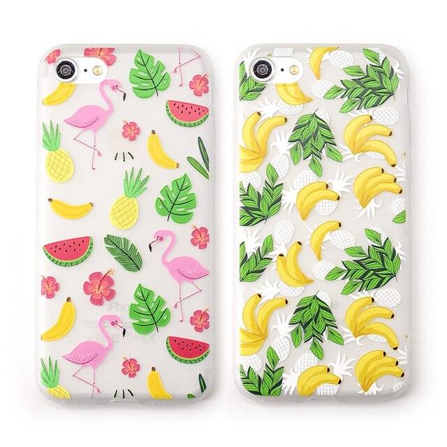 coque iphone 6 plus tropical