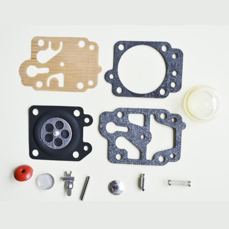 43CC 52CC Kit de junta del carburador de la desbrozadora y bombilla - Accesorios para herramientas eléctricas - foto 1