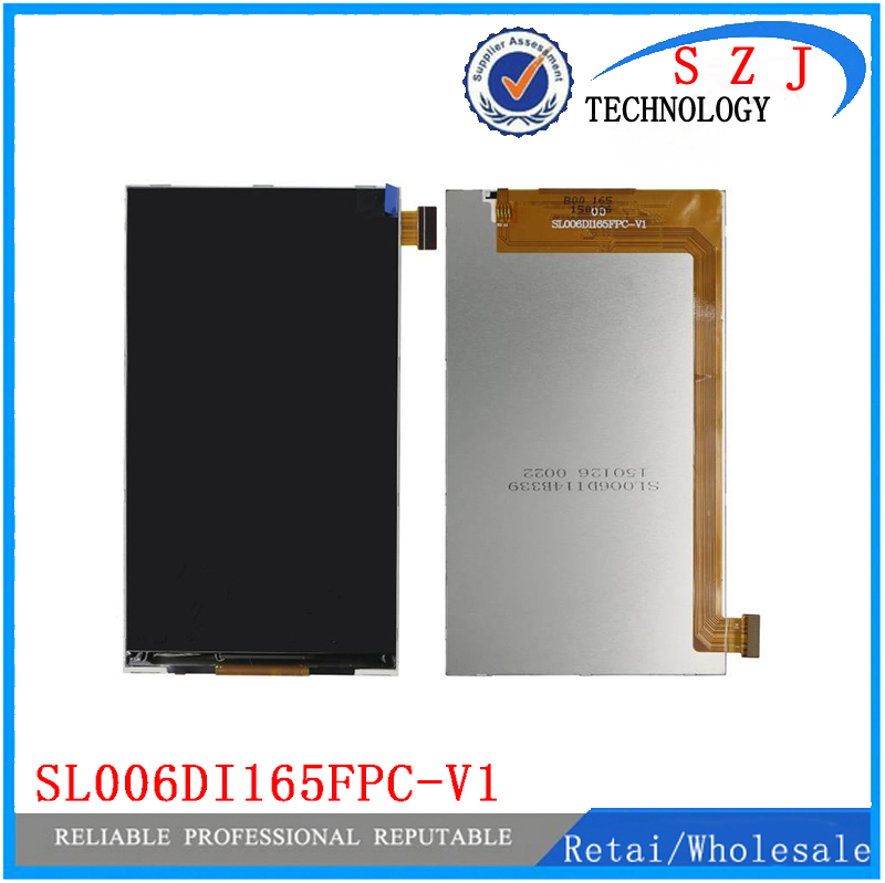 New 6 inch LCD Screen panel SL006DI165FPC-V1 SL006DI14B339 LCD Display For smart Free Shipping for foxconn display tester lcd di ricambio per for iphone 6 screen replacment quality equal to dthe original same resolution