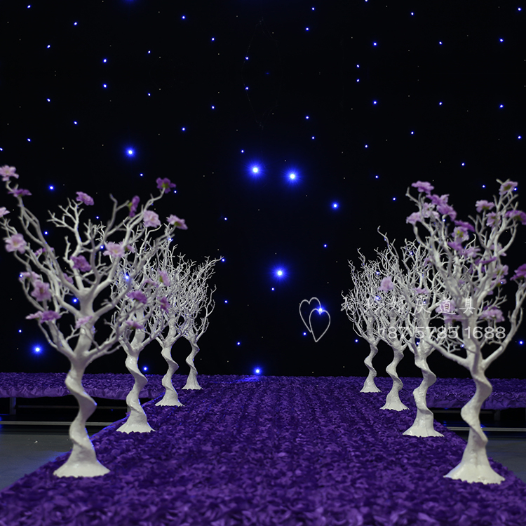 201 Wedding Decoration Tree Welcome Wedding Stage Road