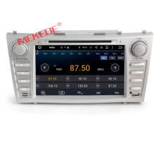 Quad core Android 7.1 Car radio audio Player For toyota Camry 2007-2011 car DVD GPS stereo WIFI Bluetooth 2G RAM 4G LTE free map