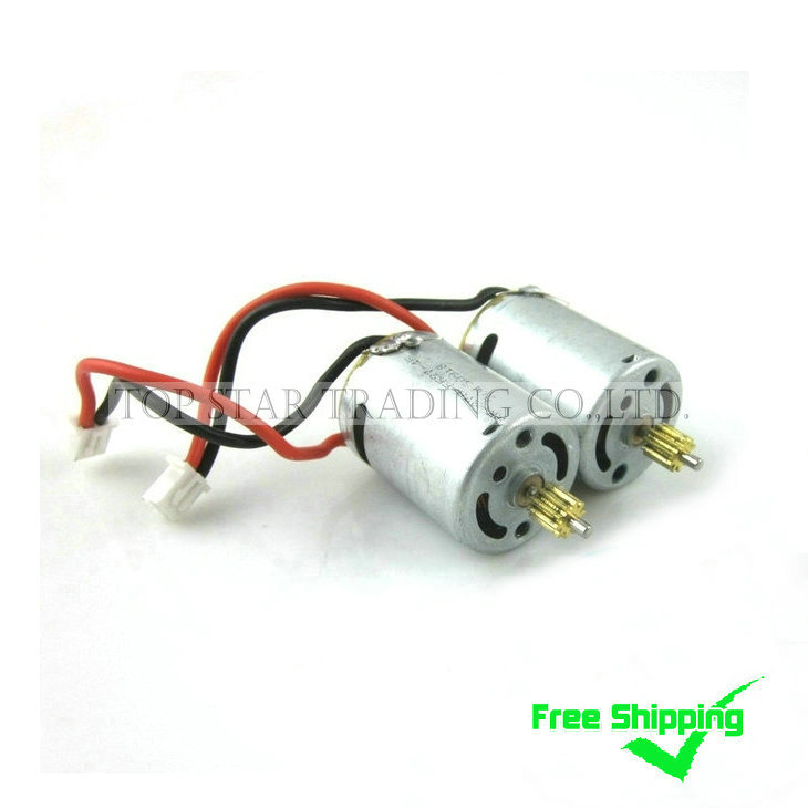Free Shipping Sales Promotion MJX F45 F645 Spare Parts Accessories Combo-007 Main Motor (2 Pieces)
